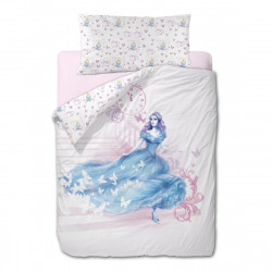 Funda Nordica Cinderella Clock