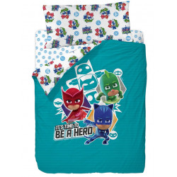 Funda Nordica PJ Masks Hero