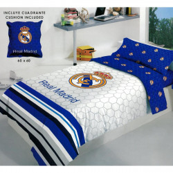 Funda Nórdica Estadio dib.238 Real Madrid