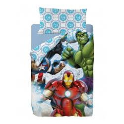 Funda Nórdica Avengers Strike