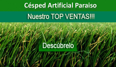 Oferta Césped Artificial Paraiso